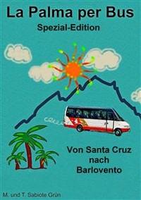 Cover La Palma per Bus Spezial-Edition: Von Santa Cruz nach Barlovento