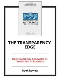 Cover The Transparency Edge
