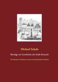 Cover Beiträge zur Kronacher Stadtgeschichte