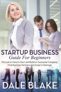 Cover Startup Business Guide For Beginners
