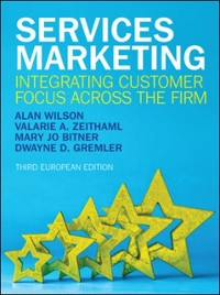 Cover EBOOK: Services Marketing: Integrating Customer Focus Across the Firm