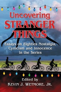 Cover Uncovering Stranger Things