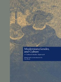 Cover Modernism, Gender, and Culture