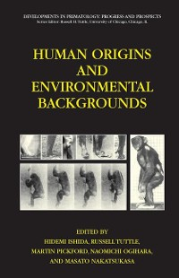 Cover Human Origins and Environmental Backgrounds