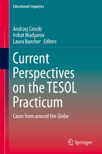 Cover Current Perspectives on the TESOL Practicum