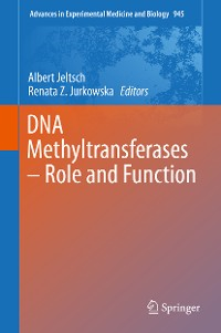 Cover DNA Methyltransferases - Role and Function