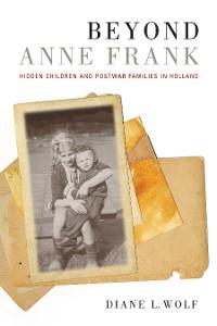 Cover Beyond Anne Frank
