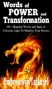 Cover WORDS OF POWER and TRANSFORMATION