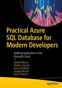 Cover Practical Azure SQL Database for Modern Developers