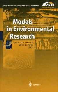 Cover Models in Environmental Research