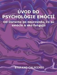 Cover Úvod do psychológie emócií
