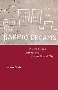 Cover Barrio Dreams
