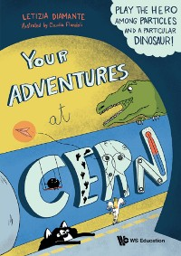 Cover Your Adventures at CERN