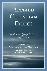 Cover Applied Christian Ethics