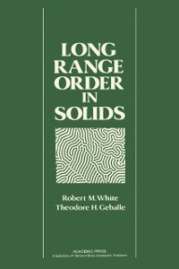 Cover Long Range Order in Solids
