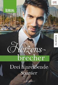 Cover Romana Herzensbrecher Band 4