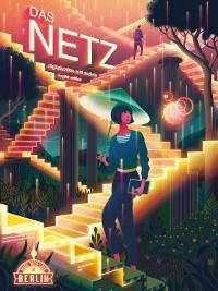 Cover Das Netz - English Edition