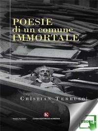 Cover Poesie di un comune immortale