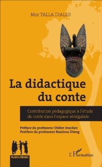 Cover La didactique du conte
