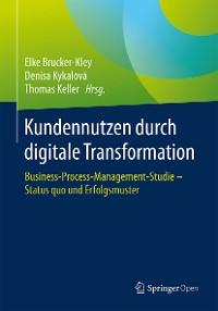 Cover Kundennutzen durch digitale Transformation