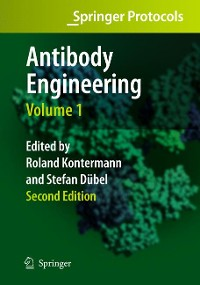 Cover Antibody Engineering Volume 1