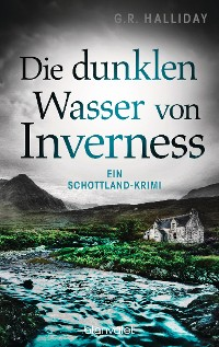 Cover Die dunklen Wasser von Inverness