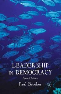 Cover Leadership in Democracy