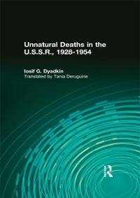 Cover Unnatural Deaths in the U.S.S.R.