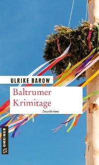 Cover Baltrumer Krimitage