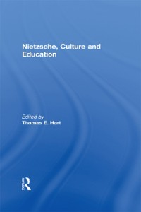 Cover Nietzsche, Culture and Education