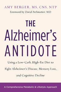 Cover The Alzheimer's Antidote