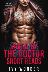 Cover Saved By The Doctor Short Reads