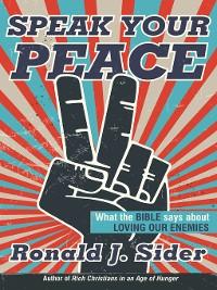 Cover Speak Your Peace