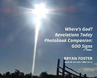 Cover Where's God? Revelations Today Photobook Companion