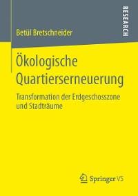 Cover Ökologische Quartierserneuerung