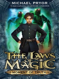 Cover Laws of Magic 5