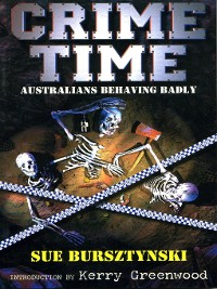 Cover Crime Time