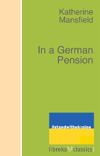 Cover In a German Pension