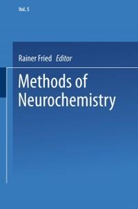 Cover Methods of Neurochemistry