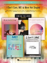 Cover I Don't Care, Me! & More Hot Singles