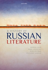 Cover History of Russian Literature