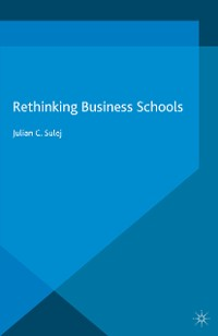Cover Rethinking Business Schools