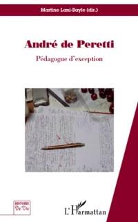 Cover Andre de Peretti