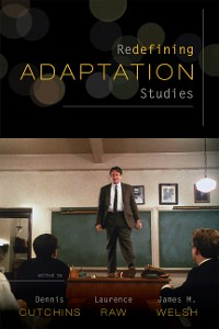 Cover Redefining Adaptation Studies