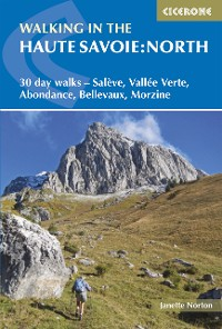 Cover Walking in the Haute Savoie: North