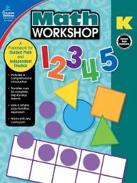 Cover Math Workshop, Grade K
