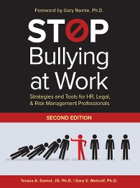 Cover Stop Bullying at Work