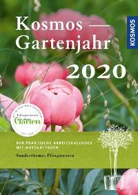 Cover Kosmos Gartenjahr 2020