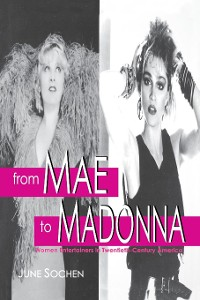 Cover From Mae to Madonna