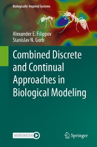 Cover Combined Discrete and Continual Approaches  in Biological Modelling